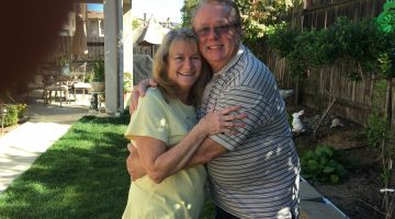 Day 2 – Visit with Harold & Joanne Rice