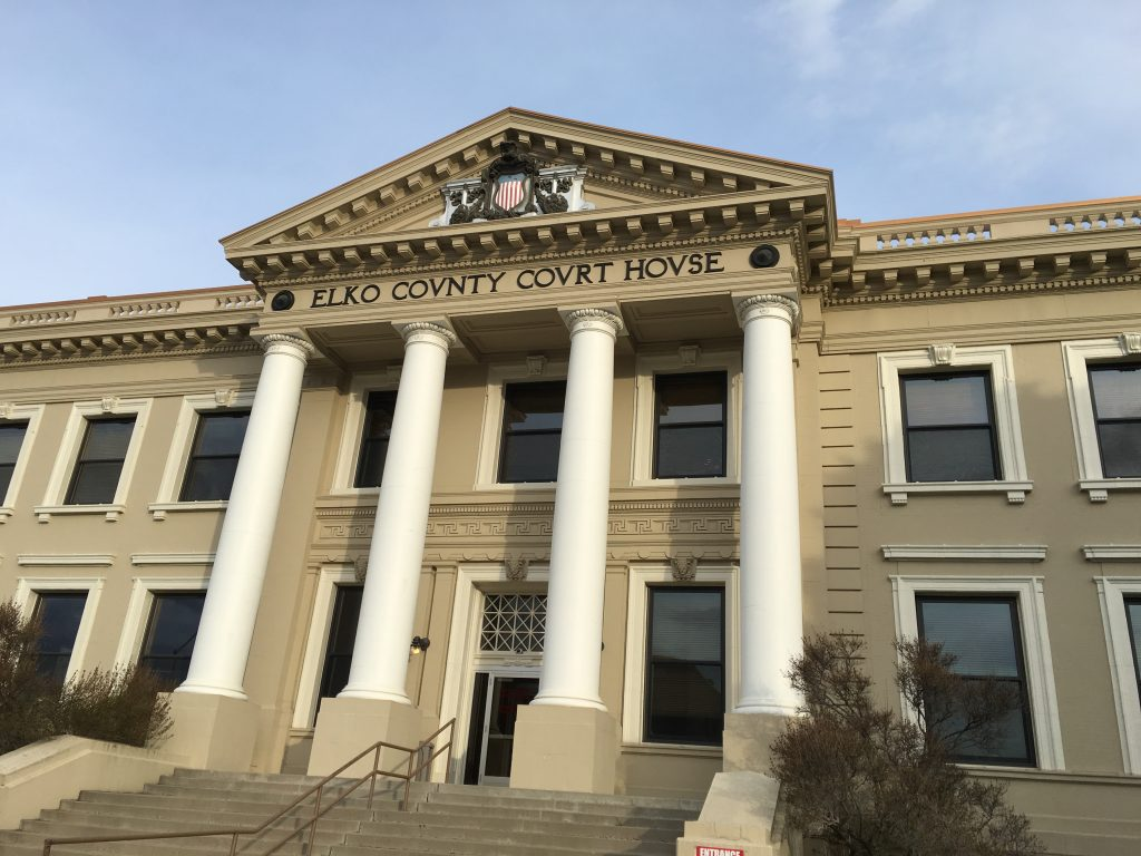 Elko County Clerk County Government Office