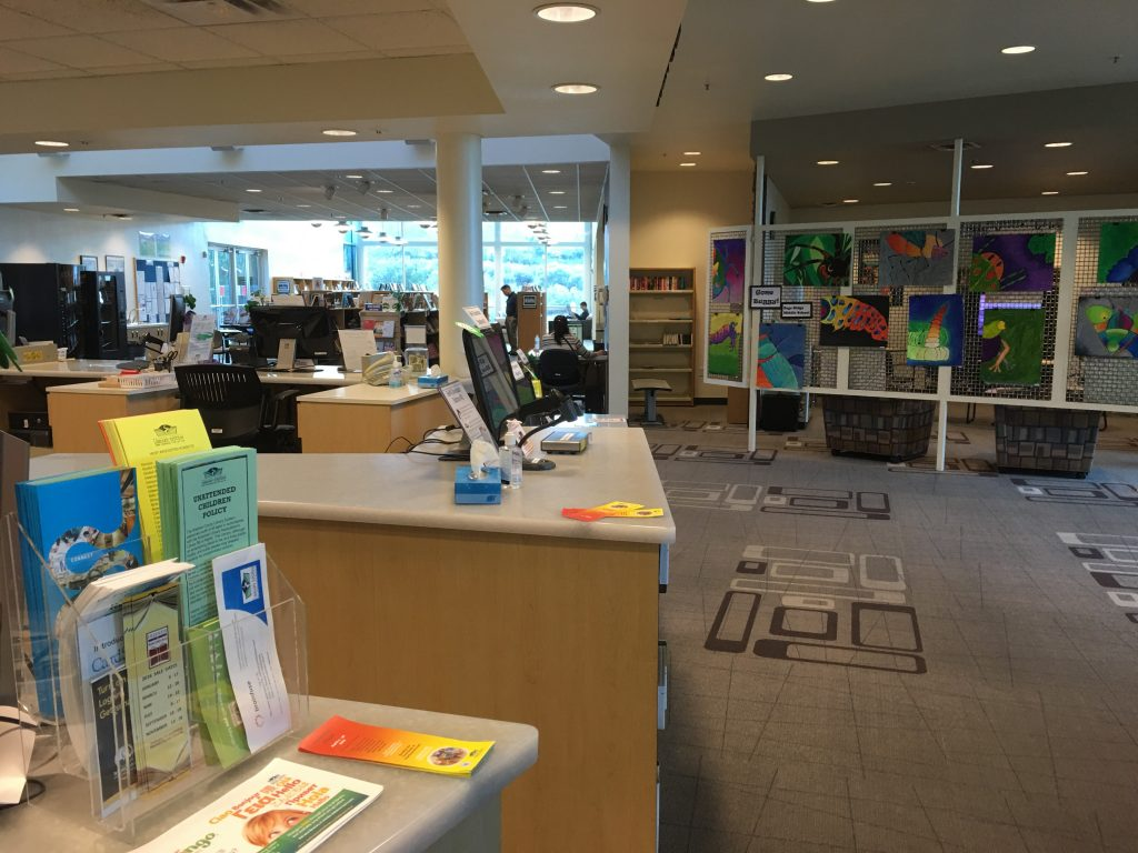 South Valleys Library Reno, NV 89511